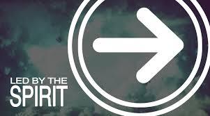 led by spirit