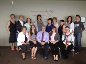 Great Women of the Faith class