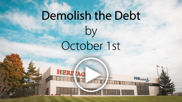 Debt Demo