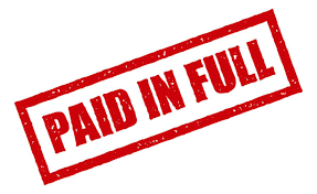 paid full