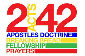 acts 2 42