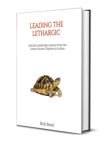 Leading the Lethargic Cover